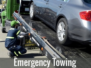 Emergency Towing & Roadside Assistance Services