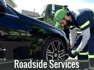 Roadside Assistance Services Kitchener
