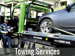 Towing Services in Kitchener